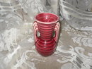 Vintage  Art Deco Pottery Vase