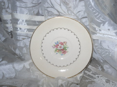 Vintage Paden City Pottery Desert Plate Set