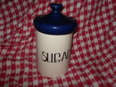 Vintage 1970's RETRO MOD Canister