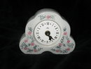 Vintage Porcelain German Wind Up Clock