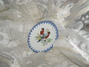 Vintage Small Porcelain Bird Plate
