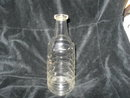 Vintage Honey Comb Shape Bottle