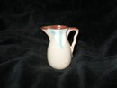 Vintage Miniature Red Clay Pottery Pitcher