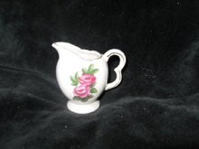 Vintage Miniature Porcelain Pitcher
