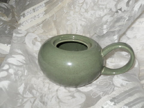 Vintage Russell Wright American Modern Sugar Bowl