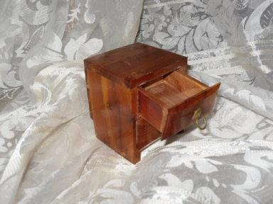 Vintage Small Cedar Chest