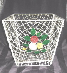 French Style Wire Basket