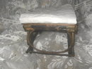 Vintage Rustic Twig Foot Stool