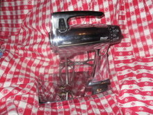 Vintage Sunbeam Kitchen Stand Mixer