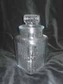 Vintage Koeze's Apothecary Jar