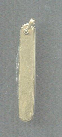 Vintage Gold Colibri Pocket Knife