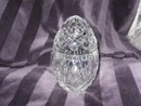 Shannon Lead Crystal Egg