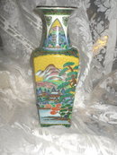 Antique Chinese Export Porcelain Vase