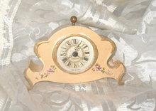 Vintage Westclox Boudoir Alarm Clock