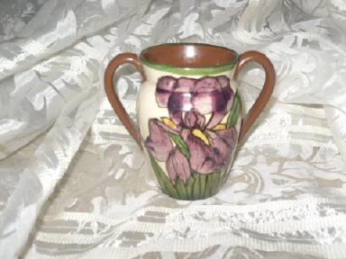 Vintage Watcombe Torquay Pottery Vase