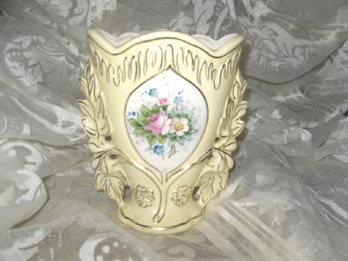 Vintage Osborne Porcelain Vase