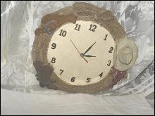 Cowboy Western Wall Clock