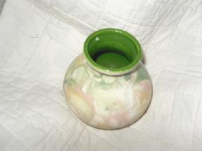 Vintage Matt Carlton for BAUER Pottery Vase  **RARE**