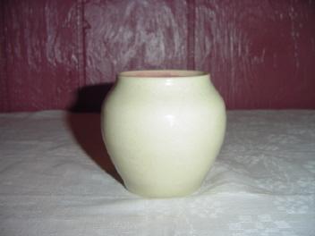Vintage 1937 Pisgah Forest  Pottery Vase   **Old Mark **
