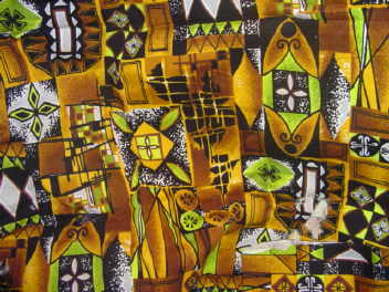 SALE WILD Print Fabric