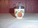 Vintage Porcelain Egg Coddler by Royal Worcester