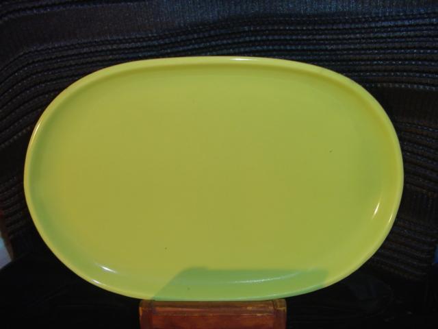 Vintage Bauer Pottery Modern Platter