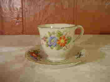 SALE Occupied Japan Teacup Set
