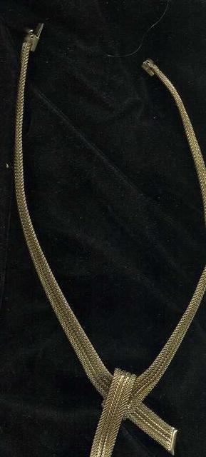 Napier Mesh Necklace
