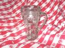 Coca Cola Glass Mug Set   **Set of 6**