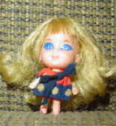 Vintage Liddle Kiddle Doll  Vintage  Little Kiddle Doll
