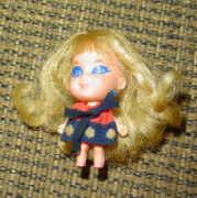 Vintage Liddle Kiddle Doll  Vintage  Little Kiddle Doll