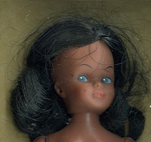Darling Hard Plastic Doll