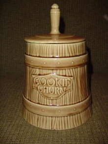Cookie Churn Cookie Jar