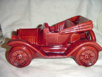 Antique Car Planter by McCoy