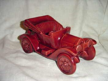 Antique Car Planter by McCoy