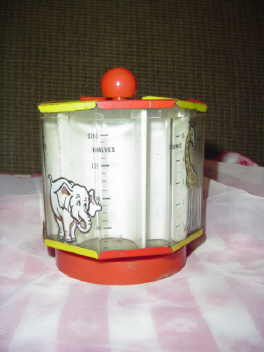 Die Cast Circus Tent Coin Counter & Bank