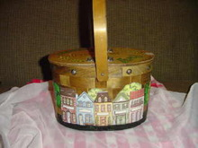 60's Basket Purse