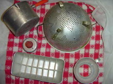 5 Piece Aluminum Ware Lot