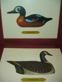 Vintage  Duck Decoy  Place Matts