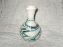 Vintage Nemadji Indian River Pottery Vase