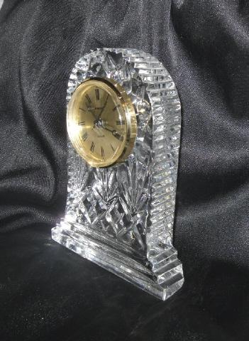Solid Crystal Clock
