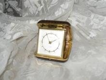 Vintage Semca Travel Clock