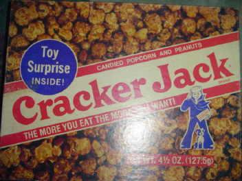 Vintage Cracker Jack Springbok Puzzle
