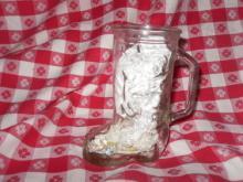 Vintage Cowboy Boot Mug Set   **4**