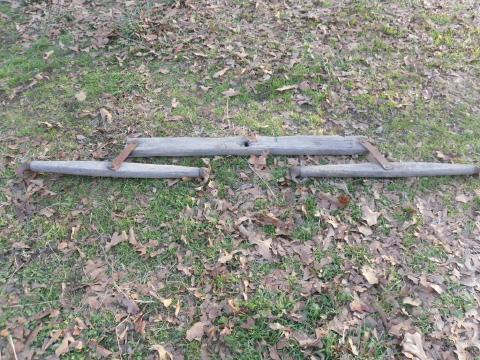 Antique Double Tree Horse & Buggy/Wagon Hitch