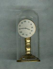Vintage Miniature Anniversary Clock