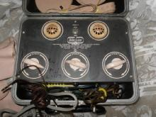 Vintage RelaxAcisor Electrical Medical Device