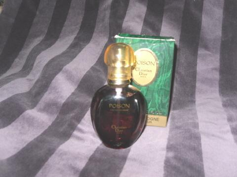 Poison Christian Dior Eau de Cologne Spray 1.7 oz