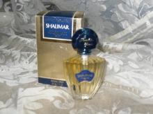 Shalimar Guerlain Paris Eau De Tiolette Perfume
