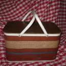 Vintage Redmon Picnic Basket  **Large**